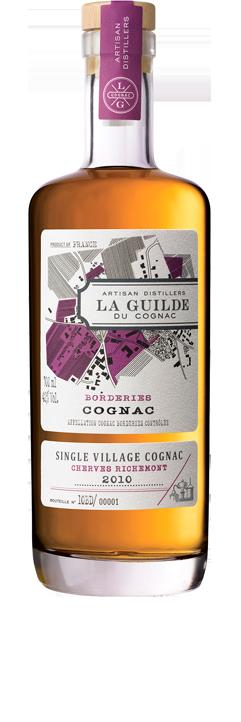 Guilde du Cognac Borderies Renaissance Spirits