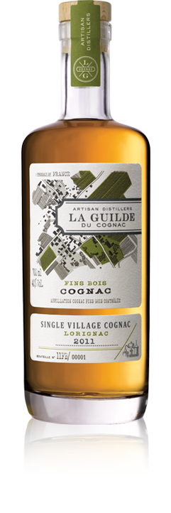Guilde du Cognac Fin Bois Renaissance Spirits
