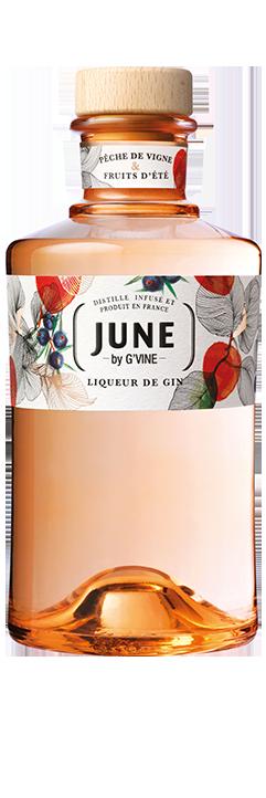 June Gin Liqueur June Wild Peach Renaissance Spirits
