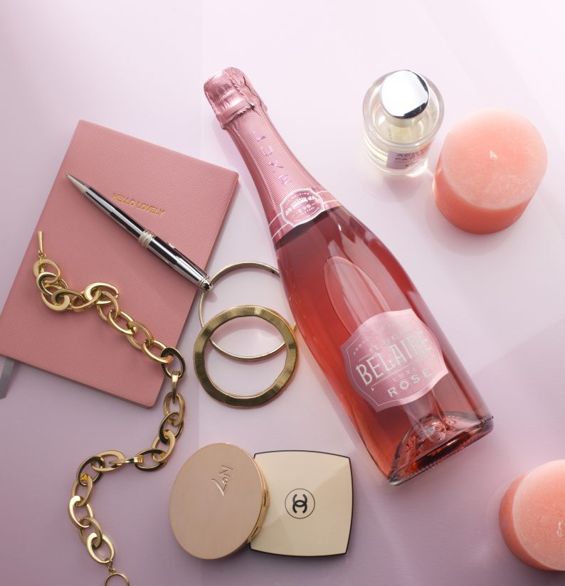 Belaire Luxe Rosé