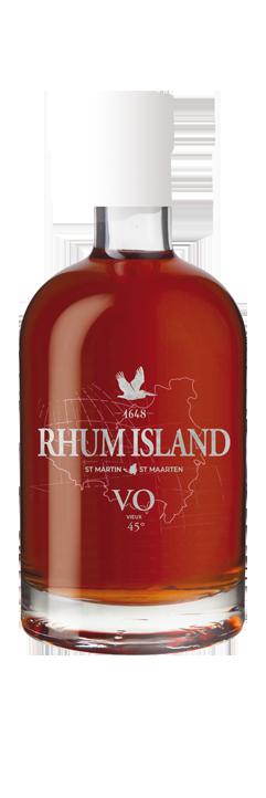 Rhum Island VO Renaissance Spirits France
