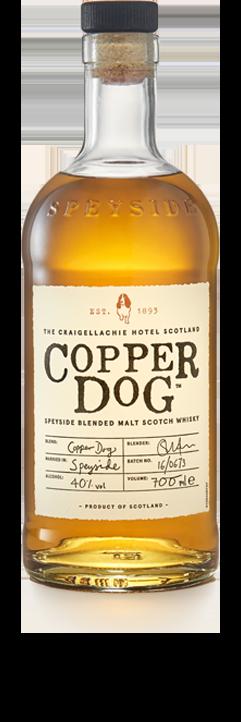 cooperdog whiskydistribution par renaissance spirits