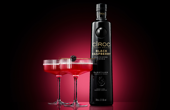 Cîroc Black Raspberry