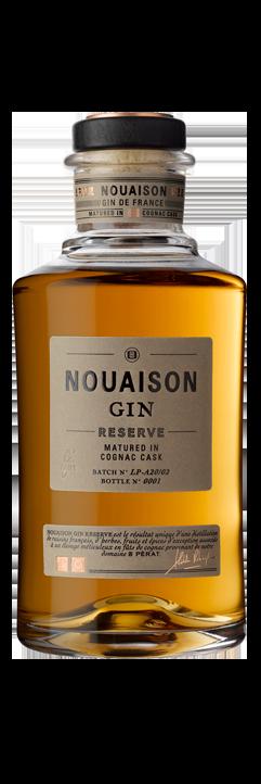 Nouaison Gin Réserve distribution par renaissance spirits